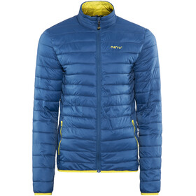 Meru Seattle Padded Jacket Men Poseidon